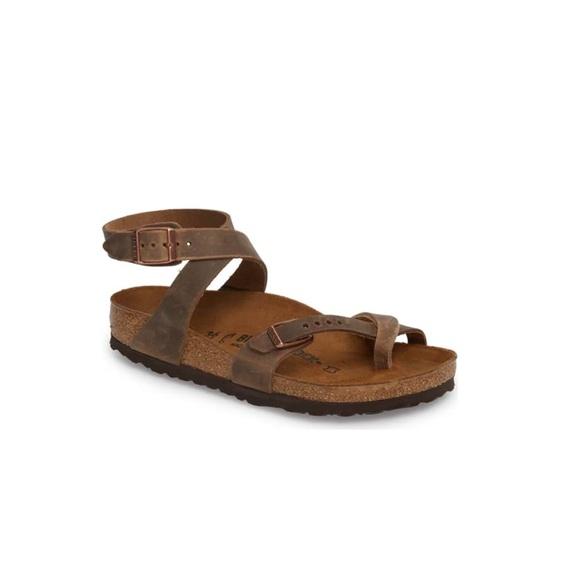 ae2505e2226 Birkenstock Shoes - Birkenstock Yara Ankle Strap Sandal